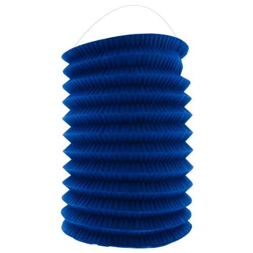 Linterna Colgante Azul - 16cm