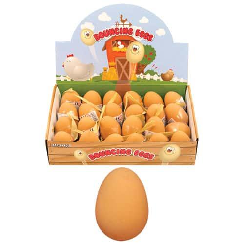 Bola de Rebote de Forma de Huevo