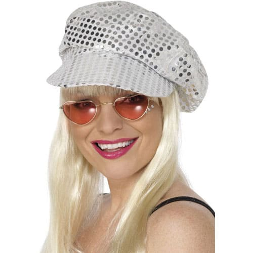 La Plata Deslumbra el Sombrero del Disco del Punto