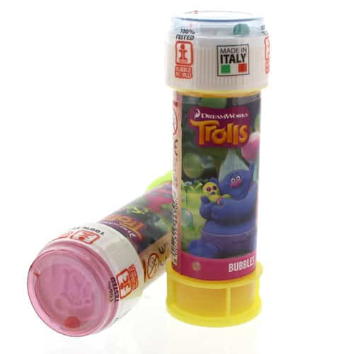Trolls Botella Burbujas - 60ml