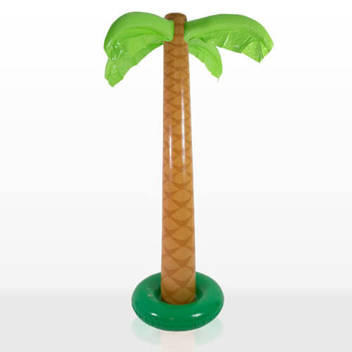 Palmera Grande Inflable - 168cm