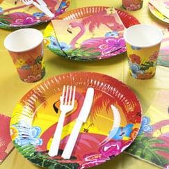 Aloha Tema Fiesta Suministros