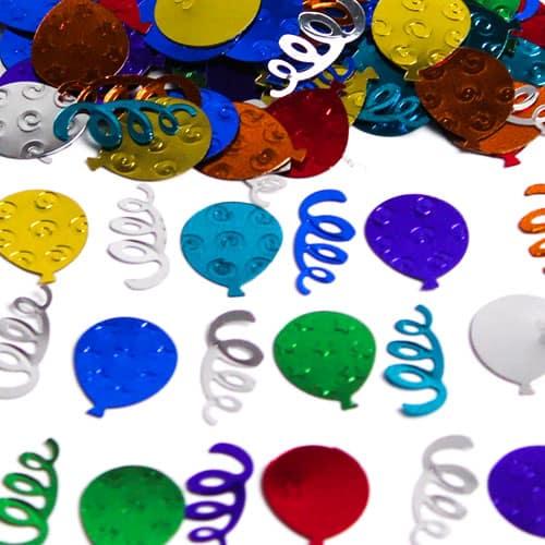 Globos de Fiesta Confeti de la Mesa - 14 Gramos