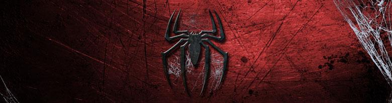 Fuentes del Fiesta Ultimate Spider-Man Top Image