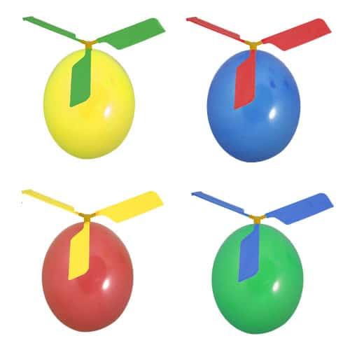 Globo de Helicóptero de Colores Surtidos
