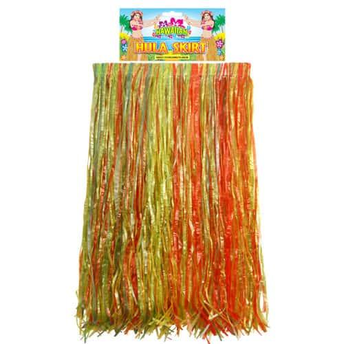 Falda de Hula Multicolor 60cm