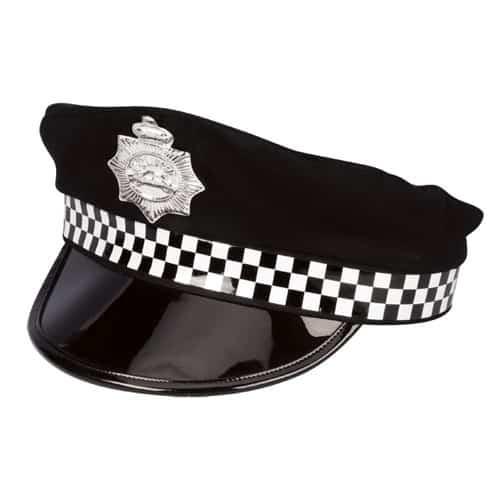 Gorra de Policía de la Banda