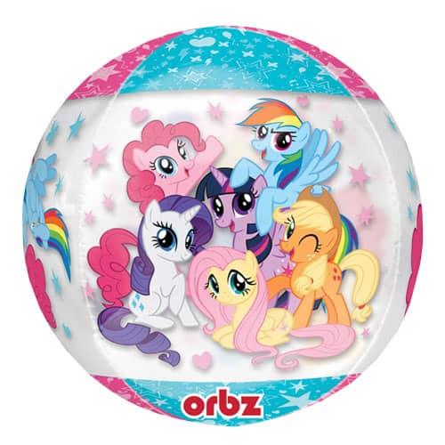 Mi Pequeño Pony Globo Orbz Claro 38Cm / 15 In