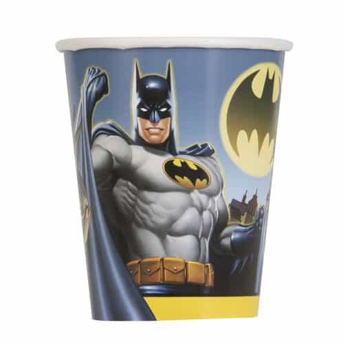 Taza de Papel de Batman 270ml