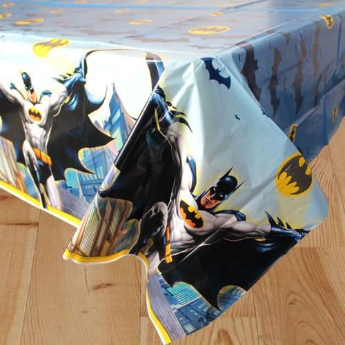Batman Mantel de Plástico 213cm x 137cm