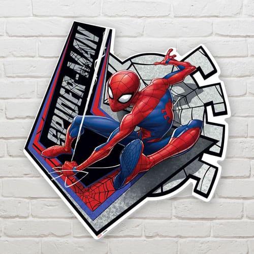 Arte Spiderman Palmeada Wonder Wall 70cm