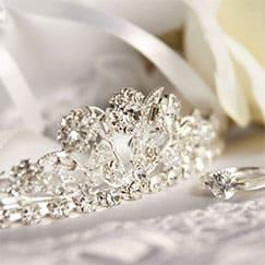 Tiaras de boda