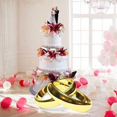 Recortes de boda