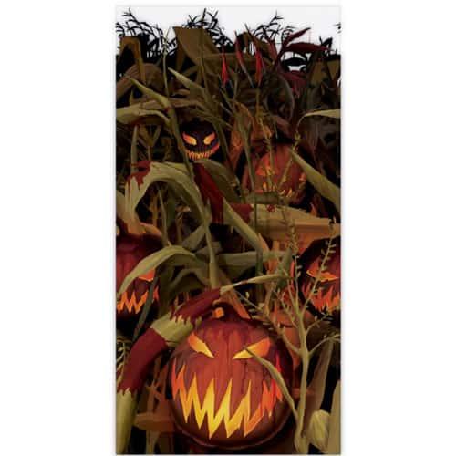 Campos De Halloween De La Sala De Gritos Rollo 12M