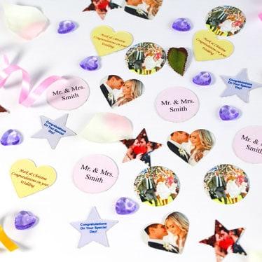 Confeti personalizado