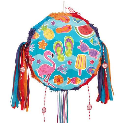 Verano Divertido Tirar De Cuerda Piñata