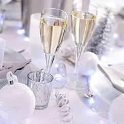 Catering de bodas y vajilla