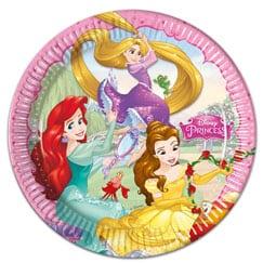 Suministros para la Fiesta de la Princesa de Disney