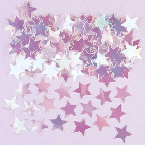 Mesa De Estrella Iridiscente Confeti 14 Gramos