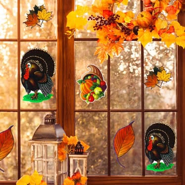 Decoraciones de Acción de Gracias