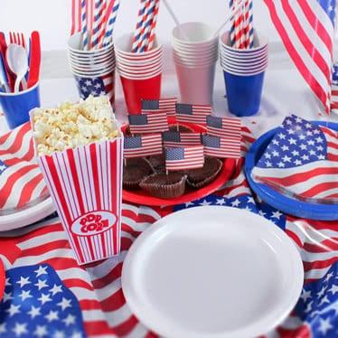 Suministros Y Decoraciones Para Fiestas De EE.