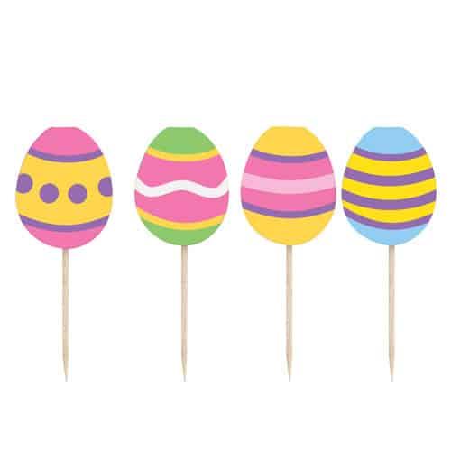 Selecciones De Huevos De Pascua - Paquete De 8