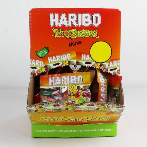 Tangofastics Gominolas Fizzy Haribo - Caja De 100