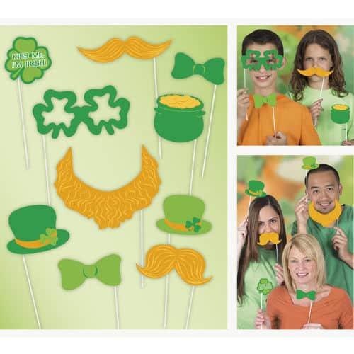 Portarretrato De Fotos De St Patricks Day - Paquete De 10