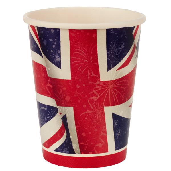 Lo Mejor De La Taza De Papel Británica 270Ml