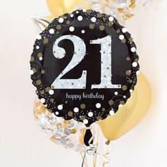 21º Fiesta de cumpleaños