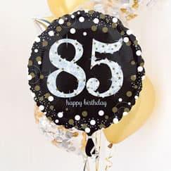 85.o Fiesta de cumpleaños suministros