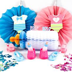 Accesorios Fiesta Bebé Ducha