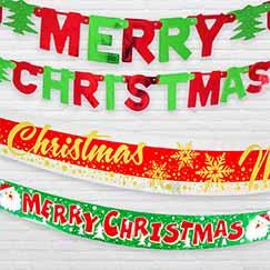 Banner de Fiesta de Navidad