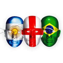 Máscaras Internacionales