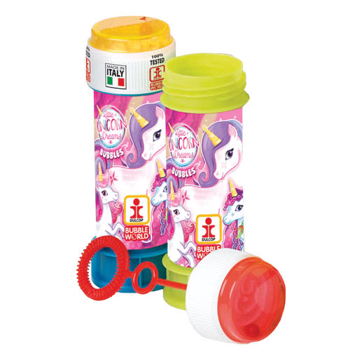 Botella De Unicornio Burbujas 60Ml