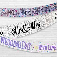 Banners de boda