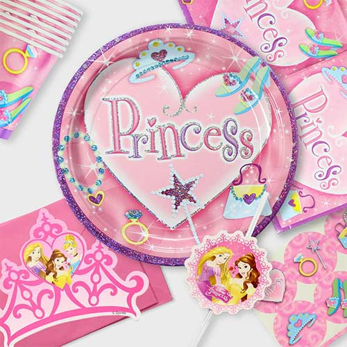 Temas de fiestas de cumpleaños para niñas