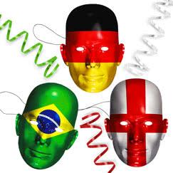 Disfraces de la Copa del Mundo