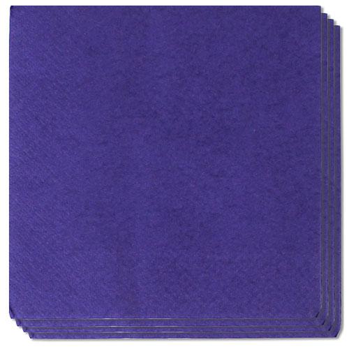 Servilletas De Almuerzo Púrpura 33Cm 2Ply - Paquete De 20
