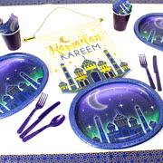 Suministros y Decoraciones Para Fiesta Eid