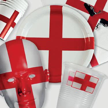 Decoraciones y Suministros para Fiestas Temáticas en Inglaterra