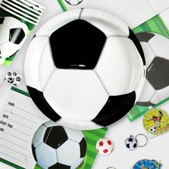Fuentes del partido de fútbol