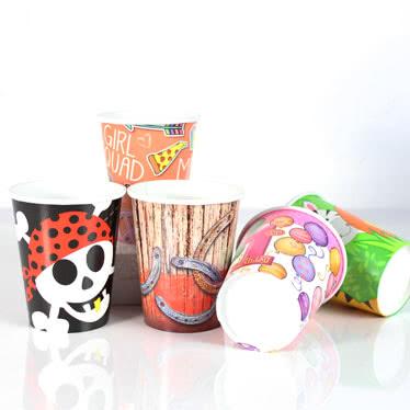 Copas temáticas para niños