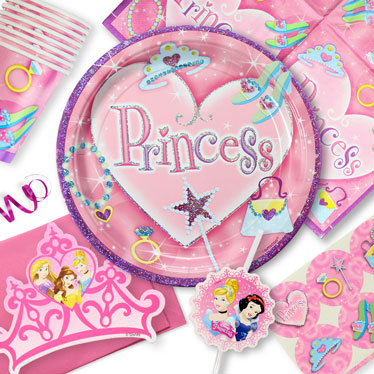 Temas de Princesa Fiesta