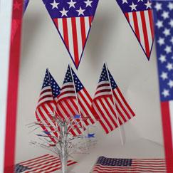 Banderas y Encuadernaciones de Estados Unidos