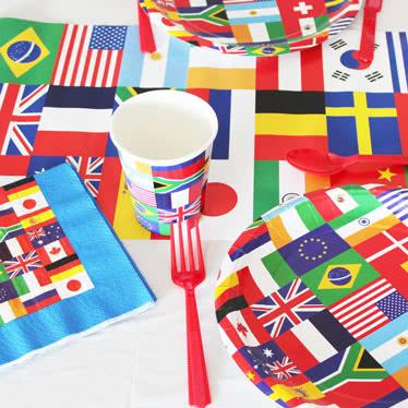 Temas internacionales del partido