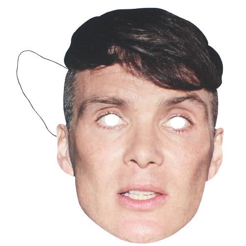 Máscara De Cartulina Murphy Cillian