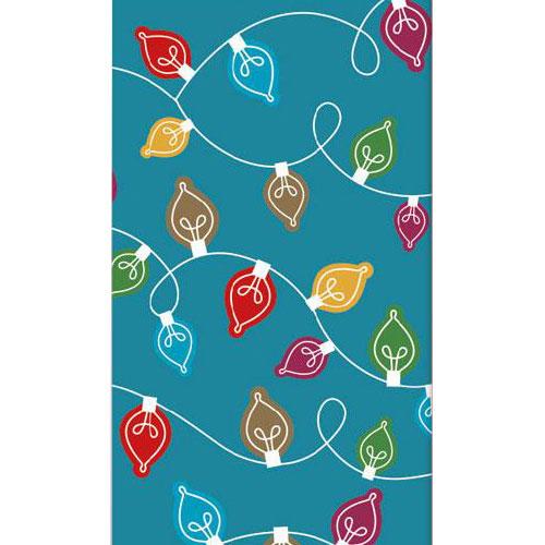 Papel de Navidad Contemporáneo - Paquete de 10