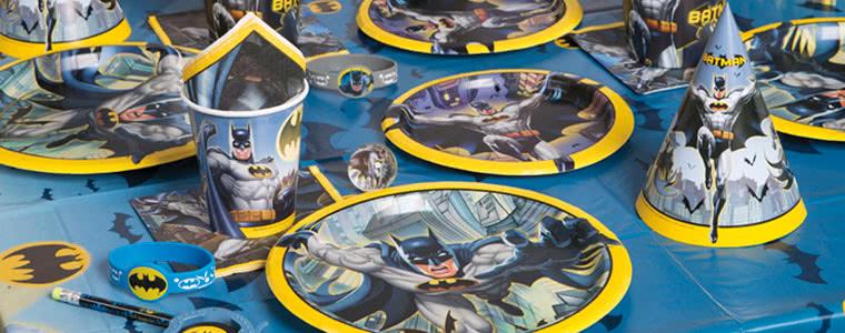 Batman Superhéroe Fuentes del Fiesta  Top Image