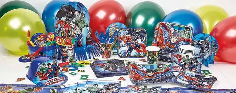 Fuentes del partido Justice League Top Image